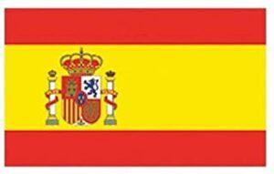 bandera española grande