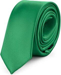 corbata verde corporativa vos